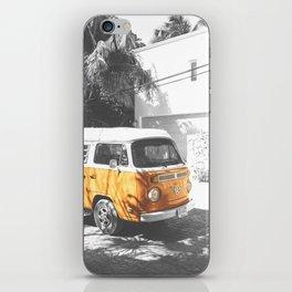 Summer Travel Combi iPhone Skin