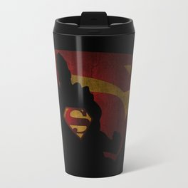 The man of sky Travel Mug