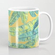 orange tropical daze Mug