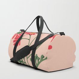 Look for Light - Coral + Apricot Duffle Bag