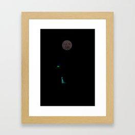 Give me a Coffee Framed Art Print
