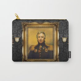 Alan Rickman - replaceface Carry-All Pouch