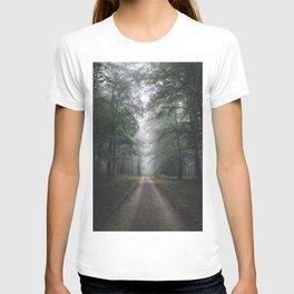 Autumn Forest Walk T-shirt