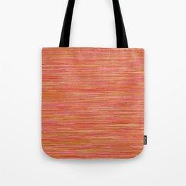 Series 7 - Tangerine Tote Bag