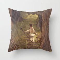 The 88 Throw Pillow