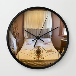 Old Bed Room, Netherby Homestead, Fagan Park Wall Clock