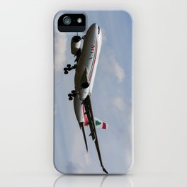 Middle Eastern Airlines MEA Airbus A330 iPhone Case