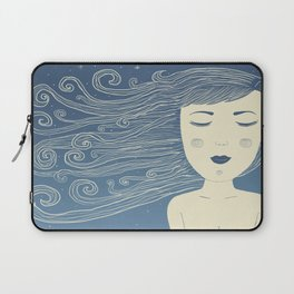 The Moon In Human Form Laptop Sleeve