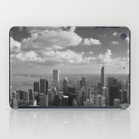 chicago bulls iPad Cases featuring chicago... by Chernobylbob