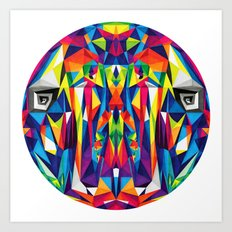 Colors For Sale Art Print