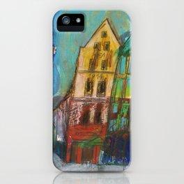 Cologne Old Market iPhone Case