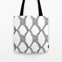 batik Tote Bags featuring Batik by Dream Of Forest