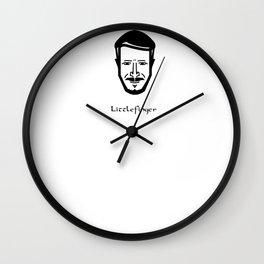 Lord Baelish Wall Clock