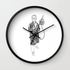 Wilsonjuice. Wall Clock