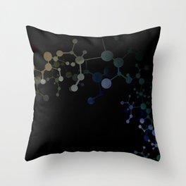 Good Genes Throw Pillow