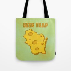 Beer Trap Tote Bag