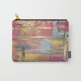 Dance of Joy original artwork by Stacey Brown Carry-All Pouch