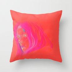 Nordic Kin Throw Pillow