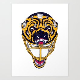 Moog - Mask Art Print