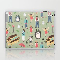 The Neighbor Laptop & iPad Skin