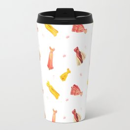 Paper Doll Pattern Travel Mug