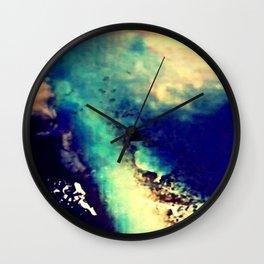 Tapetum 1 Wall Clock