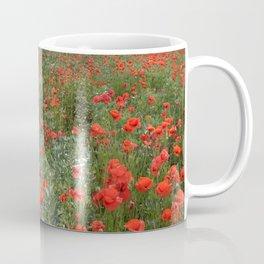 A stroll of poppies Coffee Mug