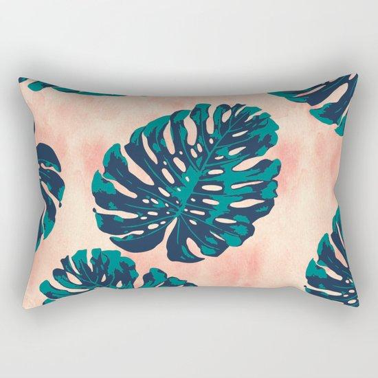 CALIFORNIA TROPICALIA Rectangular Pillow
