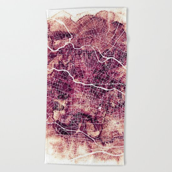 Berlin Beach Towel
