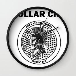 Collar City Wall Clock