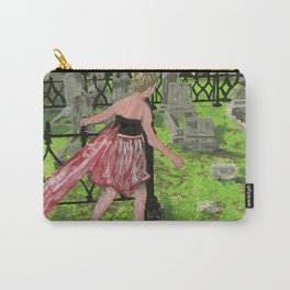 grave girl Carry-All Pouch