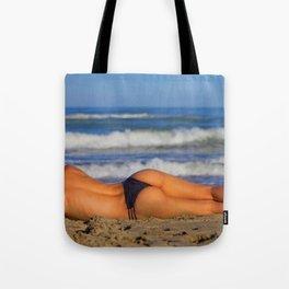 Swimmer Body Tote Bag