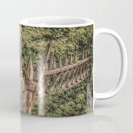 The Fence Coffee Mug