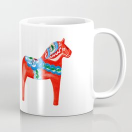 Dala Horses Coffee Mug