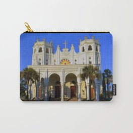 Sacred Heart Catholic Church Carry-All Pouch