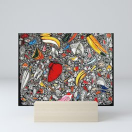Smell Mini Art Print