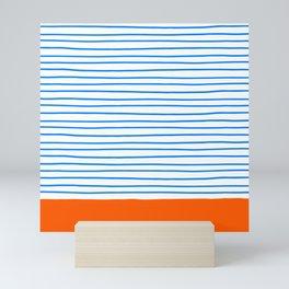 Sea Notes Mini Art Print