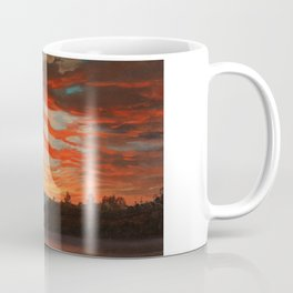 Our Banner In The Sky Coffee Mug