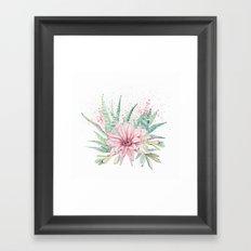 Desert Rose #society6 #buyart Framed Art Print