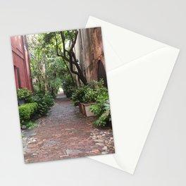 Philadelphia Alley Charleston SC Stationery Cards