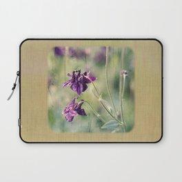 purple summer Laptop Sleeve