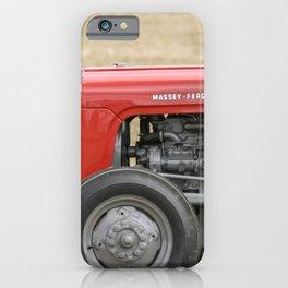 Massey Ferguson 35 iPhone Case