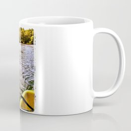 Kayaking the Eno Coffee Mug