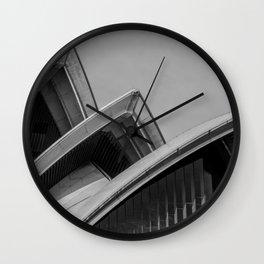 Sydney Opera House Sails Wall Clock