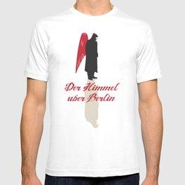 Der Himmel uber Berlin T-shirt