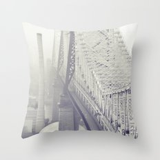 59th street bridge... Throw Pillow