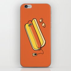 Cooking Up A Tan iPhone & iPod Skin