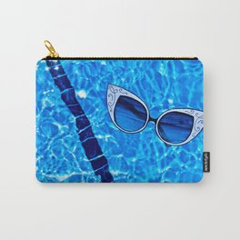 Paper Sunglasses Carry-All Pouch