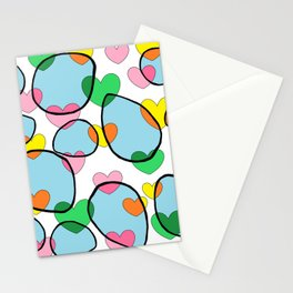 PEBBLES ART Stationery Cards