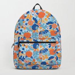 Bloom Floral and Beetles Backpack